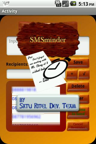SMSMinder