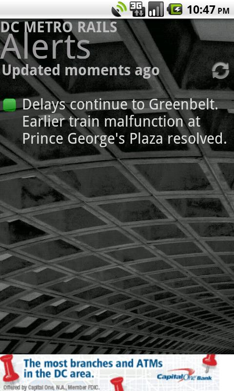 DC Metro Rails - screenshot