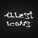 Illest Icons ADW/LPP Theme logo