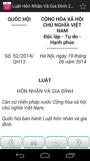【免費書籍App】Luat Hon nhan va Gia dinh-APP點子