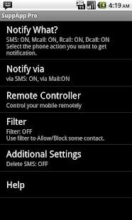SuppApp Lite- screenshot thumbnail