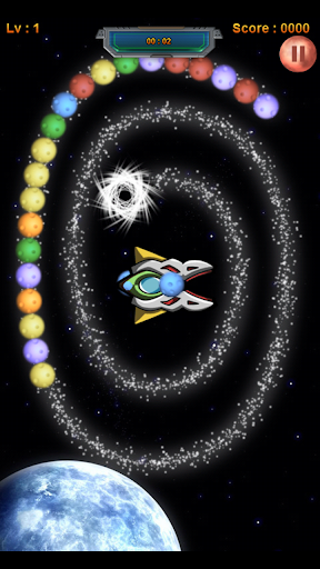 祖瑪太空大冒險