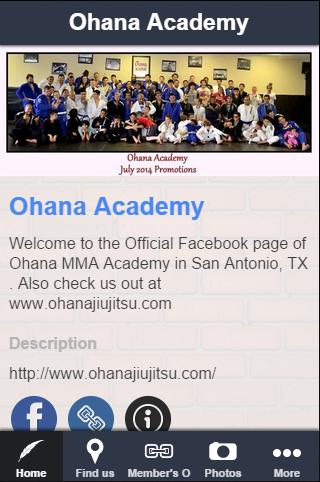 【免費運動App】Ohana Jiu Jitsu-APP點子