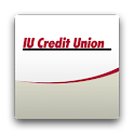 IU Credit Union Mobile Banking logo
