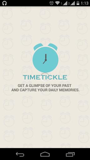 Timetickle