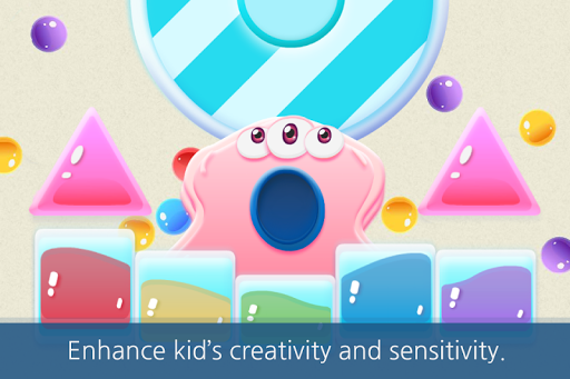 Jelly 8 - color shape for kids