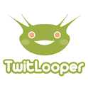 TwitLooper logo