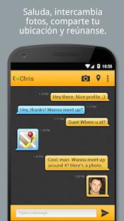 Chat de encuentros
