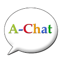 A-Chat. Androme-Vision Project logo