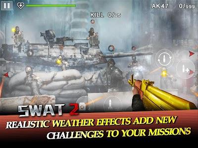 SWAT 2 v1.0.7 (Mod Money)