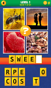 4 Pics 1 Word: Reloaded- screenshot thumbnail
