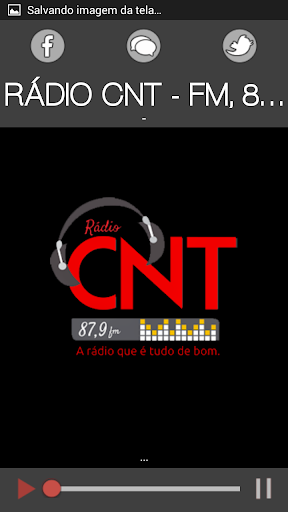 RÁDIO CNT - FM 87 9
