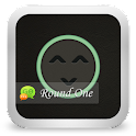 GOSMS Round One Theme icon