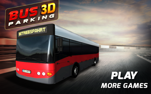 Bus Parking Driving 3D