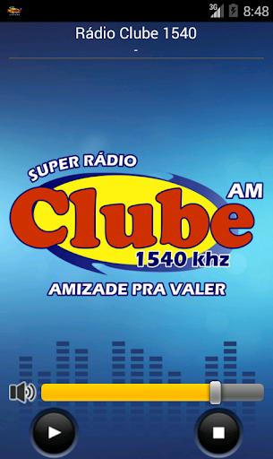 Rádio Clube 1540