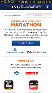 NYC Marathon - screenshot thumbnail