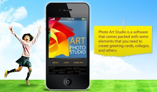 Photo Art Studio - Camera HD- screenshot thumbnail