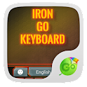 Iron Go Keyboard Theme & Emoji