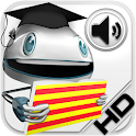 Catalan Verbs HD LearnBots logo