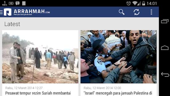 Arrahmah.com- screenshot thumbnail