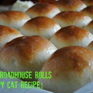 Texas Roadhouse Rolls {Copycat Recipe}