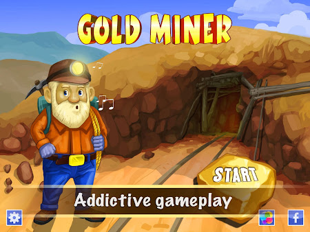 Gold Miner Deluxe 1.2.4 screenshot 356032