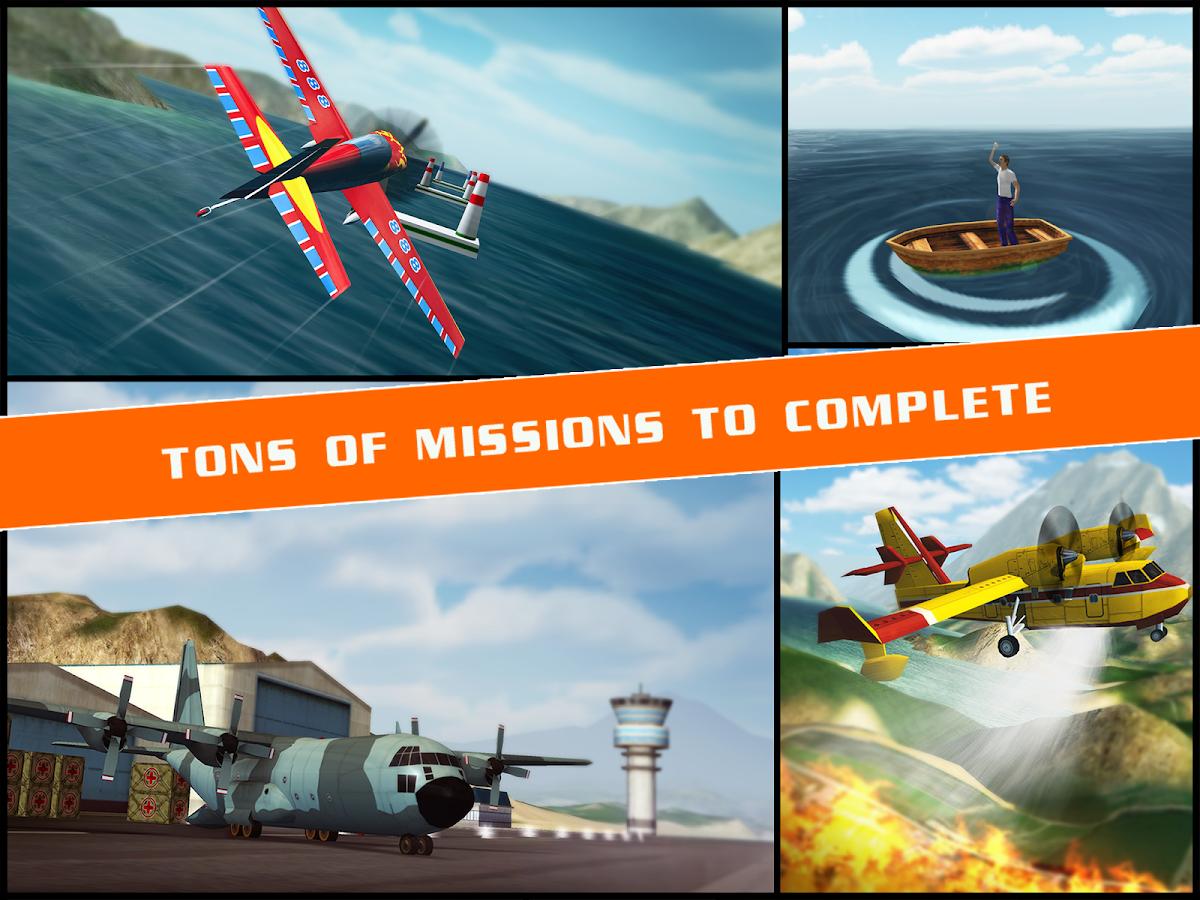 pilot simulator online game