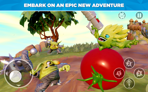 Skylanders Trap Team™ v1.4.0 APK+DATA (Mod) ~ ANDROID4STORE