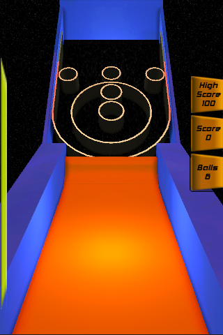 Arcade Flick Skee Ball