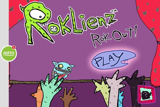 RokLienz: Rok Out Concert