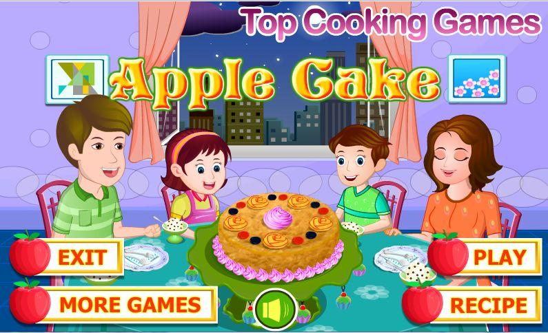 Apple Cake - screenshot