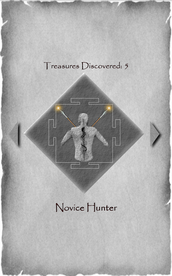 Temple Treasure Hunt Game- screenshot