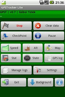 GPSTracker Lite- screenshot thumbnail