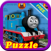 Thomas Train Jigsaw Game