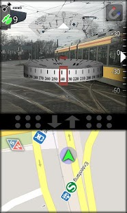 AR GPS Compass Map 3D Pro - screenshot thumbnail
