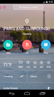 Paris City Guide - Gogobot- screenshot thumbnail