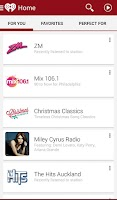 Screenshot of iHeartRadio -Free Online Radio
