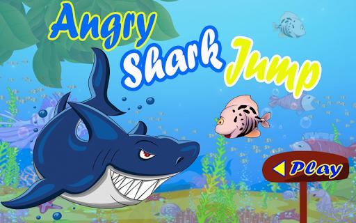 Angry Shark Jump
