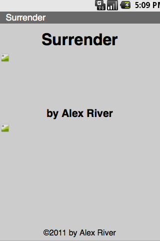 Surrender - screenshot