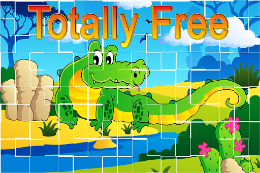 Forest Animals Puzzle Game
