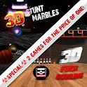 3D Marbles Pro: Labyrinth Game logo