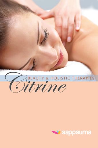 Citrine Beauty