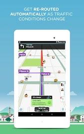 Waze - GPS, Maps & Traffic Screenshot 18