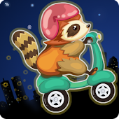 Raccoon Rider