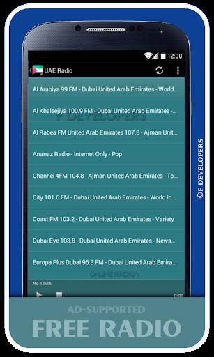 UAE Radio - Live Radios