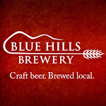 Logo of Blue Hills Quarter Mile IPA