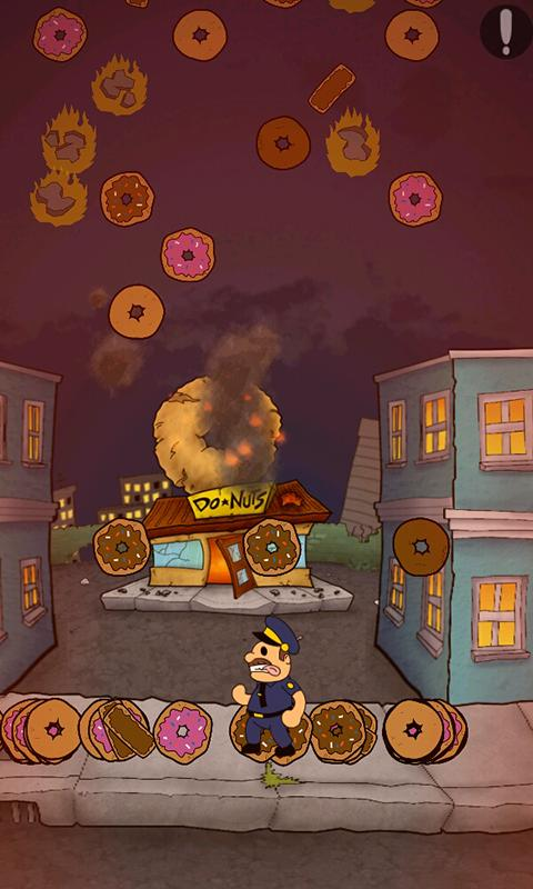 DONUT GET! - screenshot