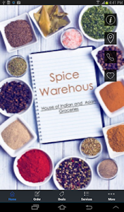 Spice Warehouse screenshot 0