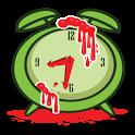 Zombie Alarm Clock LITE icon