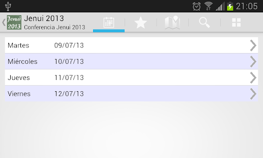Jenui 2013- screenshot thumbnail